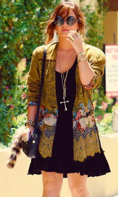 I love this cardigan!