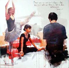 Igor Shulman Artwork / 2009 year Album / The Ballet - sm Archive, Gallery, Artwork, Painting, Album, Work Of Art, Auguste Rodin Artwork, Painting Art, Artworks