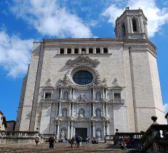 Catedral Girona   Flickr: Intercambio de fotos