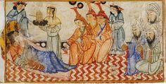 Татары-хулагуиды. Рождение принца