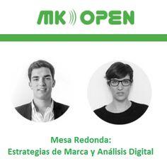 Mesa redonda #Estrategiasdemarca y #Analíticadigital de la mano de Álvaro Mariscal  y Patricia Carmona,  #MkOpen #Sevilla #Marketingdigital #Redessociales #Posicionamientoweb #Ecommerce www.aenoa.com/mk-open/
