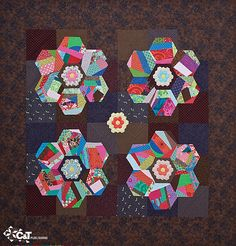 Made-Fabric Piecing • Traditional Blocks • Scrap Challenges by Victoria Findlay Wolfe