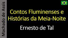 Áudio Livro - Sanderlei: Ernesto de Tal - Contos Fluminenses e Histórias da...