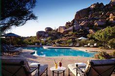 The Boulders Resort, A Waldorf Astoria Resort, Scottsdale Arizona 5 star