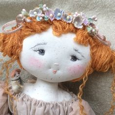Capucine .. n'a t'elle pas un visage à porter un nom de fleur...☆ lovely doll