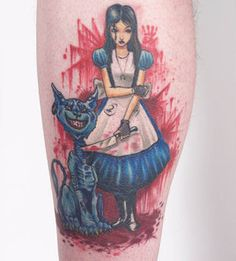 Share Tweet Pin Mail 68. COOL LITTLE MAD HATTER  69. SEMI FULL COLORFUL LEG PIECE   70. CHEST PIECE WITH JOHNNY DEPP AS THE ...