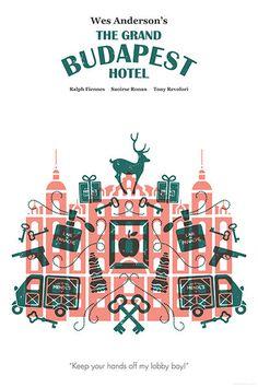 El cartel de película alternativa a un Hotel por TerminalPresents