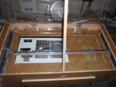 Building Your Own Laser Cutter.  I CHALLENGE YOU!!!!! Picture of Build Laser Cutter
