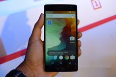 """OnePlus 2 – Overview and Hands-On Photos The much awaited """"OnePlus 2"""" was finally unveiled yesterday through a special live stream in VR and OnePlus India was kind enough to host a launch event in Delhi just few hours post the global launch. At the event, we got our hands on the OnePlus 2 or """"2016 Flagship Killer"""" as OnePlus calls it.   #OnePlus2 #MobileNews #Techvedic"""