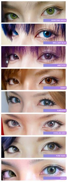 FreshLook ColorBlends Cosmetic Contact Lenses are the world's leading brand for . - FreshLook ColorBlends Cosmetic Contact Lenses are the world's leading brand for …, - Cosmetic Contact Lenses, Coloured Contact Lenses, Colored Eye Contacts, Blue Contacts, Light Eyes, Dark Eyes, Brown Eyes, Hazel Color, Eye Color