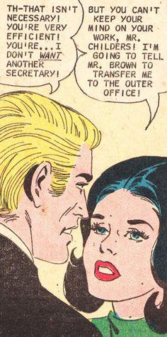 Love and Romance Vol. 2 No. 6, June 1972