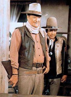 John Wayne as Big Jake