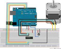 arduino stepper motor eBay