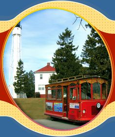 Door County Trolley : Scenic Tours, Wine Tours, Ghost Tours, & Lighthouse Tours of Door County, Wisconsin, Things to do in Door County, WI