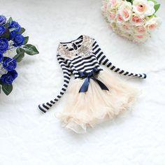 Girls Lace Princess Dress 2T-6T on Etsy, $35.00