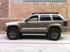 grand cherokee wk lifted - Google Search