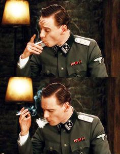 "Michael Fassbender as Lt. Archie Hicox in ""Inglourious Basterds"" (2009)"