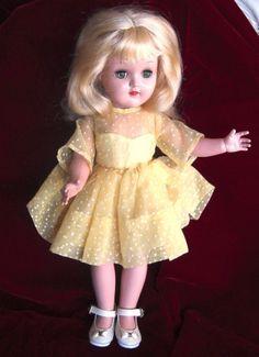 "Ideal ""Toni"" Doll"