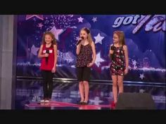 ▶ Avery and The Calico Hearts America's Got Talent Audition Season 6 - YouTube