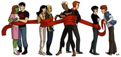 YJ: Ribbon fun by malin-j on deviantART