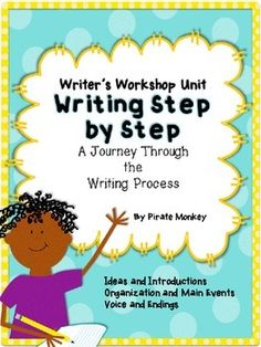 This unit is a great way to begin Writer's Workshop in your classroom. It is designed to teach all students how to write and where to get ideas. This unit focuses ideas, organization and voice. It teaches students how to keep their reader's interest. This unit is designed for basic writers to advanced writers and has different levels of differentiation.