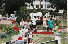 mini golf New London, Ocean Beach, Family Activities, Connecticut, Whale, Dolores Park, Golf, Monday Night, Memories