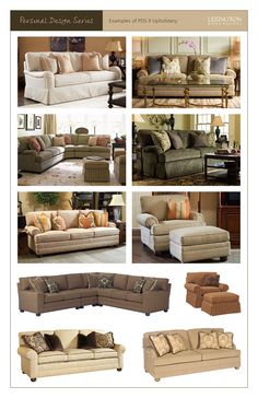 Build Your Own Sofa, Sectional, Chair And Much More With The Personal  Design Series II (PDS II) By Visit Our Main Showroom In Spokane WA And See  All The ...