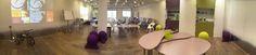 centre salle d'intelligence collective et d'innovation Paris Location, Innovation, Centre, Conference Room, Design, Furniture, Home Decor, Room, Decoration Home
