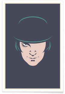 Alex - Bruno Morphet - Affiche premium