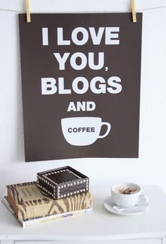 I love this idea for an office... just clip up a fun tea towel :) Even better... print your favorite sayings and drawings onto the tea towels.... hmmm... thinking now...