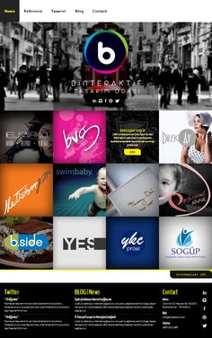 www.binteraktif.com #webdesign #web #design #creative #creativewebdesign