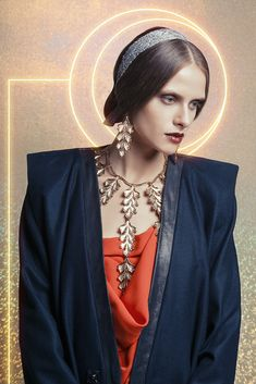 The Way of Byzantium    Marco D'Amico teams up for this showstopping story with fashion editor Romina Toscano.