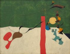 Joan Miró - Nature Morte à la Lampe