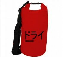 Dorai dry bag - red  10L waterproof stuff  http://dorai.co.id/rvg/?ref=3