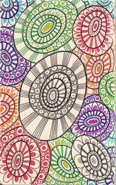 #doodle #zentangle #art