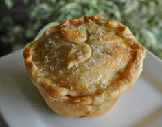The Bake More: Mini Apple Pies