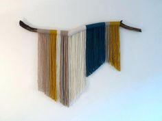 Risultati immagini per how to hang a macrame wall hanging