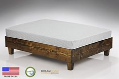 Special Offers - Valencia 6 Gel Memory Foam Bed Made in USA Twin - In stock & Free Shipping. You can save more money! Check It (September 13 2016 at 10:39AM) >> http://adjustablebedusa.net/valencia-6-gel-memory-foam-bed-made-in-usa-twin/