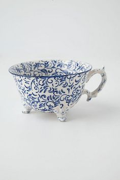 Attingham Teacup #anthropologie