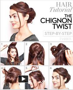 42 Best Step By Step Hair Tutorials Images Cute Hairstyles