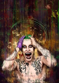 Joker - Suicide Squad style by Namecchan on DeviantArt