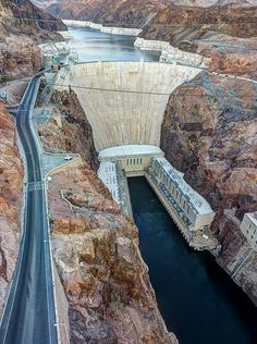 Hoover Dam - Rented a car Tuesday October 29