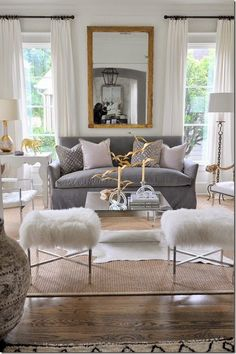 South Shore Decorating Blog: Gold and Silver - Please Don't Make Me Choose! (And A Result in My Lighting Poll From Yesterday)