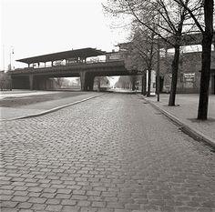 1947 S-Bahnhof Siemensstadt