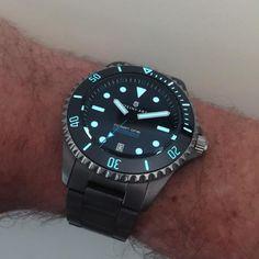 Steinhart Ocean One Titanium 500 Premium