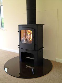 17 Amazing Free Standing Wood Burning Fireplace Photograph Idea