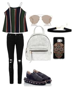 """""""#9"""" by chavelles on Polyvore featuring Boohoo, Attilio Giusti Leombruni, Accessorize and Christian Dior"""