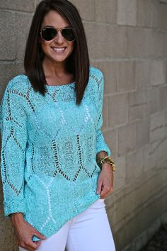 City of Lights Sweater, $33.00, The Rage