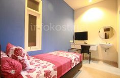Blok S Suite's room.