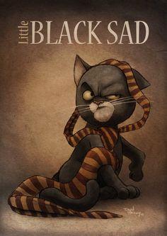 Little Blacksad  ^_^